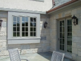 Classic Hinged Patio Door - Exterior 3