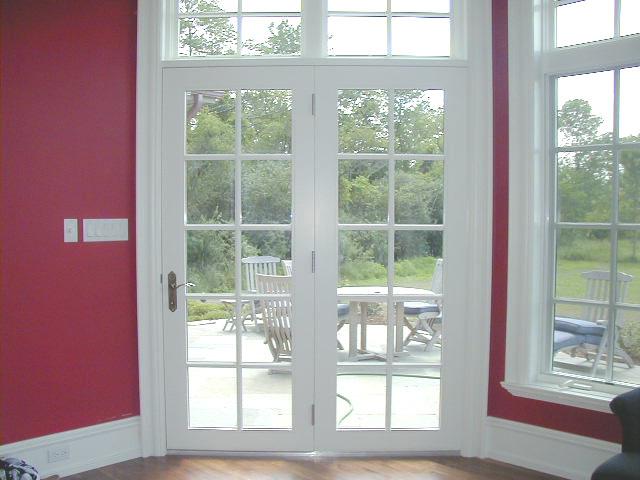Hinged Patio Door Photo Gallery Classic Windows Inc