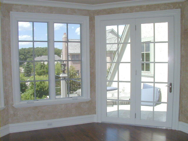 Hinged Patio Door Photo Gallery Classic Windows Inc