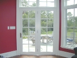 Classic Hinged Patio Door - Interior 2
