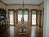 Classic Hinged Patio Door - Interior 4