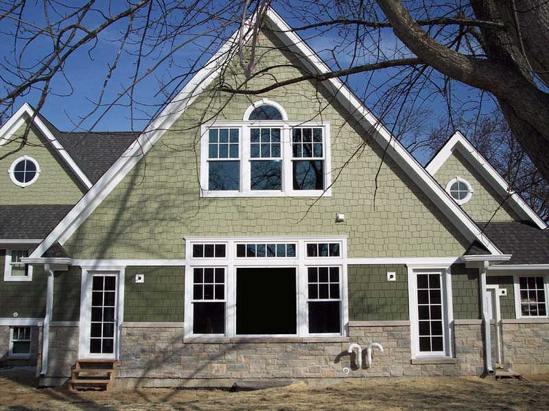 Exterior Home Windows freshly painted home exterior Classic Windows Home Exterior 4