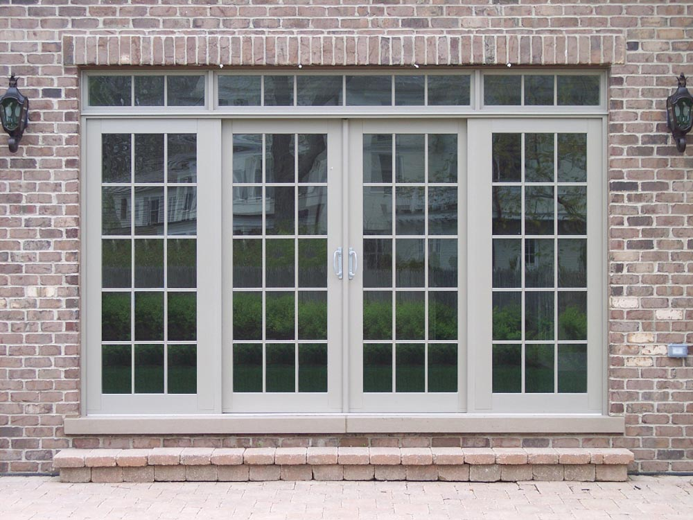 Classic Windows Sliding Patio Door 4