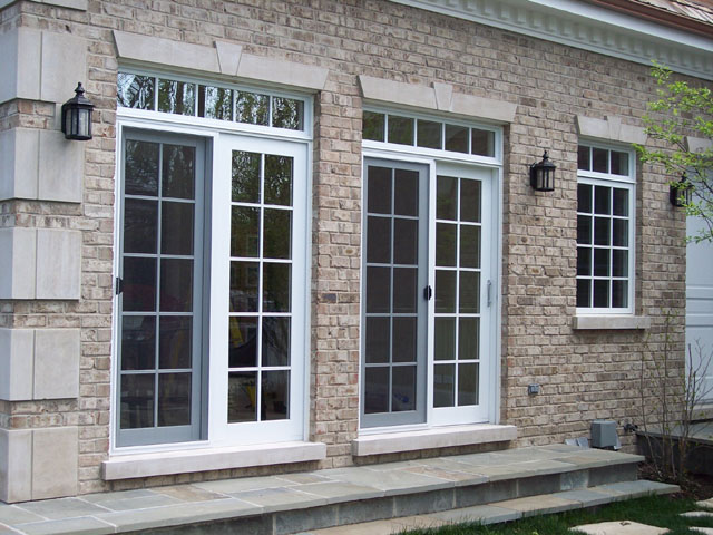 Sliding patio door photo gallery classic windows inc for Exterior patio doors