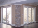Classic French Sliding Patio Door - Interior 1