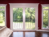 Classic French Sliding Patio Door - Interior 4