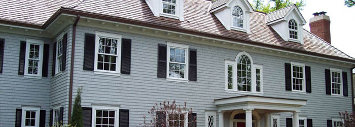 Classic Double Hung Windows