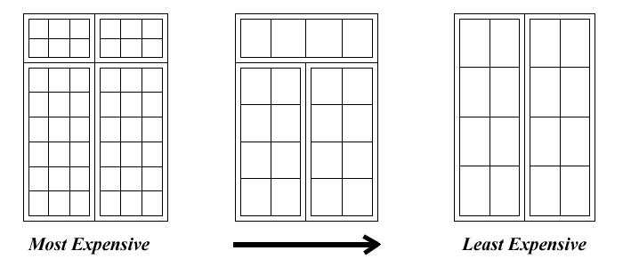 Value Engineering Your Windows and Doors